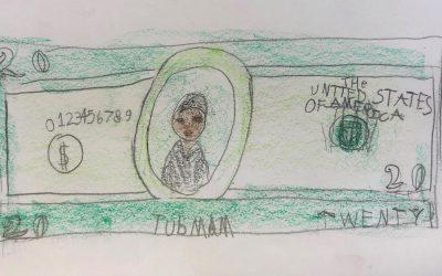 Weekly Photo: 3rd Grade Drawing