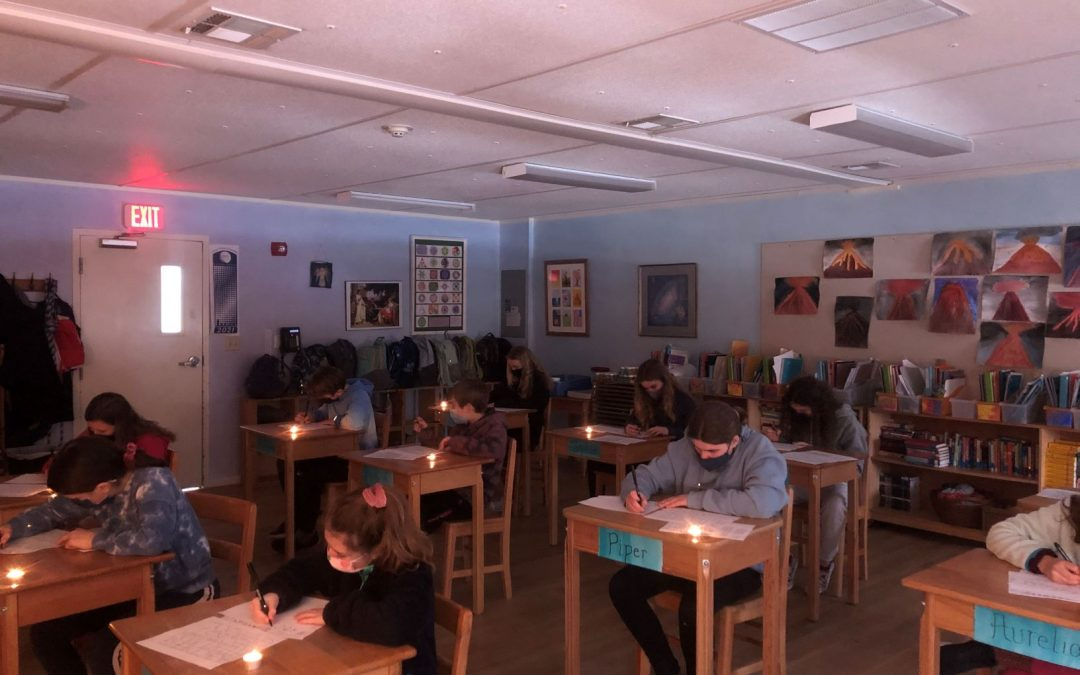 Weekly Photo: 6th Grade Classroom