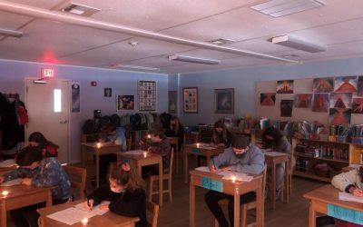 Weekly Photo: 6th Grade Classroom