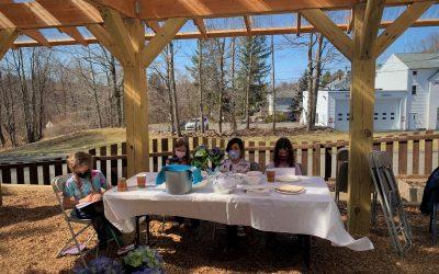 Weekly Photo: 3rd Grade Seder