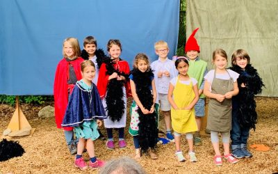 Weekly Photo: 1st Grade Play