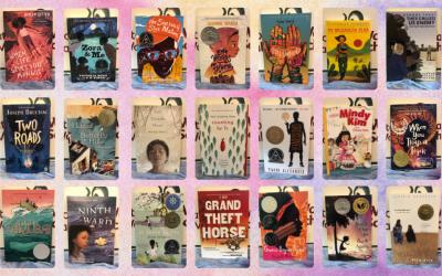 Weekly Photo: New Books!