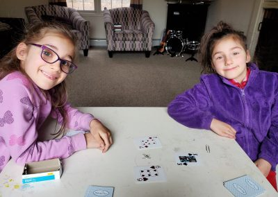 1st and 2nd Math at Home Kylie and Khloe