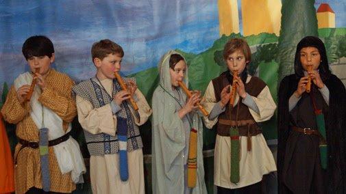 4th Grade Class Play The Fate of Baldur