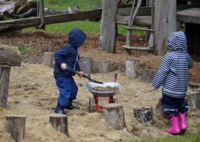 HVWS Early Childhood Playground