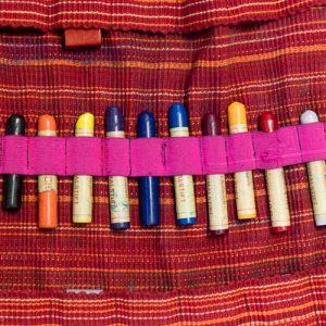 HVWS Beeswax Crayons