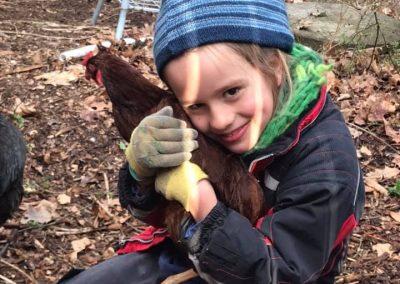 Instagram 2nd Grade Chicken Care Renzo