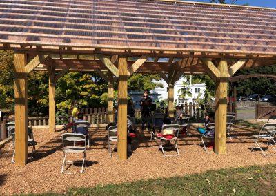 HVWS Music Class Pavilion