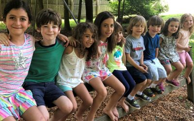 A Typical Day at Waldorf Summer Camp