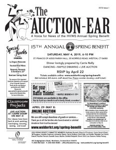 2019 Auction-Ear, Issue 1